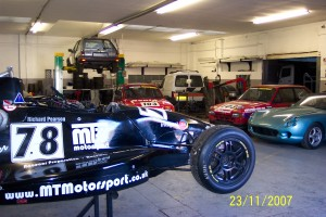 MTMotorsport Workshop